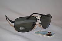 Солнцезащитные очки мужские черные классика BOGUAN 9989