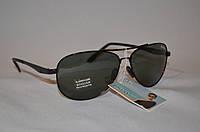Солнцезащитные очки мужские капли черный BOGUAN 3338