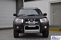 Передняя защита для Nissan SkyStar (NP300) 1997-2005 Asya ST Line