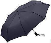 Зонтик карманный 182 г.телескопический плоский синий MANO MPU8BL