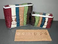 Набор махровых полотенец Gulcan Cotton 6 шт