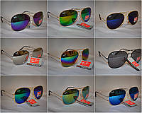 Солнцезащитные очки унисекс Ray Ban Aviator Хамелеон опт