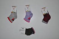 Носки для девочки антибактериальные от 1 до 11 лет Luici Vampa бантик
