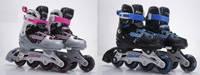 Роликовые коньки RS16039 (M 31-34), расцветки в ассортименте