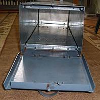 Печь для сушения и прокаливания электродов