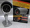 Муляжная (бутафорская) камера видеонаблюдения.