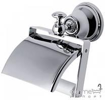 Аксессуары для ванной комнаты All.pe Держатель для туалетной бумаги All.pe Harmony CR HA219 хром