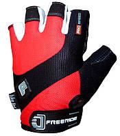 Перчатки Pro Speed GEL красные