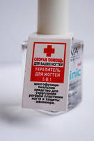 EVA Cosmetics NAIL CLINIC - Укрепитель для ногтей 3 в 1, 12 мл