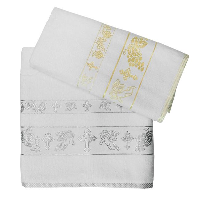 Крестильные полотенца - крыжмы ТУРЦИЯ