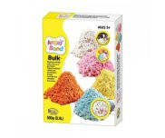 Ласковый белый песок в коробке 500 г набор для лепки Angel Sand Donerland MA07011