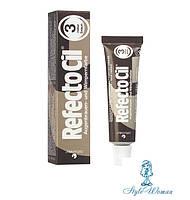 RefectoCil Краска для бровей и ресниц Натурально коричневый