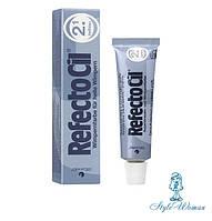 RefectoCil Краска для бровей и ресниц Темно-синий
