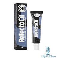 RefectoCil Краска для бровей и ресниц Сине-черный