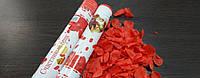 Хлопушка пневматическая свадебная 30 см. стреляет лепестками роз