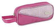 """Пенал школьный сумочка """"Trendy Style"""" Cool For School 85363 2 отделения"""