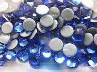 Термо-стразы ss20 Sapphire, 100шт, (4.6-4,8мм)