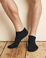 Шкарпетки Gildan NoShow Socks (Упаковка 6 пар) Black