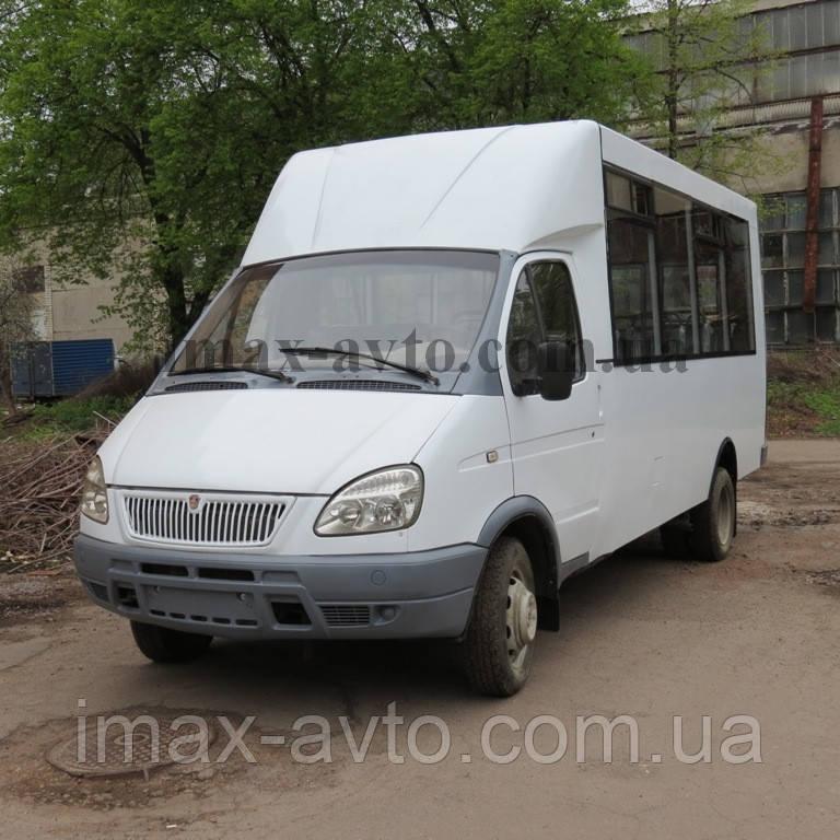 Ремонт  кузова автобуса Рута