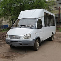 Ремонт  кузова автобуса Рута, фото 1