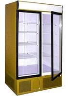 Шафа демонстраційна холодильно-морозильна КАНЗАС ШХСнД(Д)-1,6 (Україна-, фото 1