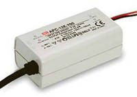 Джерело живлення APC-12E-350, драйвер світлодіода 350ма 16 Вт., IP20
