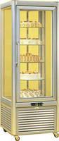 Шафа демонстраційна холодильна FROSTEMILY PRISMA 400TNV / PG