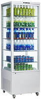 Шафа демонстраційна холодильна EWT INOX RT500L