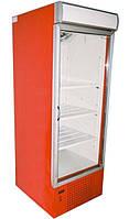 Шафа демонстраційна холодильна АЙСТЕРМО ШХС-0.5 з лайт-боксом (Україна)