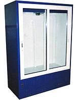 Шафа демонстраційна холодильна АЙСТЕРМО ШХС-0.8 з розсувними дверима (Україна)
