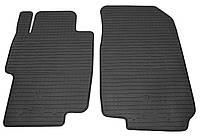 Резиновые передние коврики для Honda Accord 7 2002-2007 (STINGRAY)