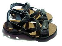 Мужские кожаные сандали Step Way black, фото 1