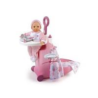 Smoby 24032 Игровой набор Раскладной чемодан Baby Nurse