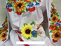 Пояс лаковый с цветами, фото 1