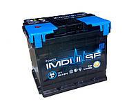 Аккумулятор Power Impulse 6СТ-44Ah/390A (+/-) (з-д Мегатекс)