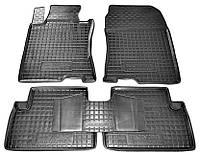 Полиуретановые коврики для Honda Accord 8 2008-2012 (AVTO-GUMM)
