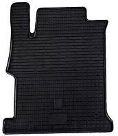 Резиновый водительский коврик для Honda Accord 9 2013- (STINGRAY)