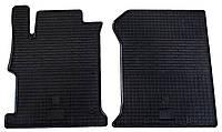 Резиновые передние коврики для Honda Accord 9 2013- (STINGRAY)