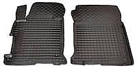 Полиуретановые передние коврики для Honda Accord 9 2013- (AVTO-GUMM)