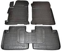 Полиуретановые коврики для Honda Accord 9 2013- (AVTO-GUMM)