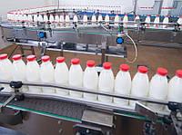 Линия розлива молока
