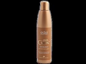 """ESTEL COLOR INTENSE Бальзам для волосся """"Оновлення кольору"""" для теплих відтінків блонд (бежевий), 250 мл"""