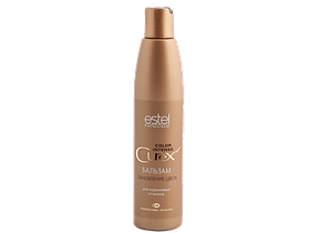 """ESTEL COLOR INTENSE Бальзам для волосся """"Оновлення кольору"""" для коричневих відтінків, 250 мл"""