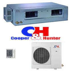 Канальный кондиционер Cooper&Hunter GFH12K3BI/GUHN12NK3AO