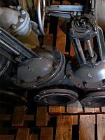 Задвижки чугуннуе литые клиновые фланцевые под електропривод 30ч906бр PN 1,0 МПа Ру 10