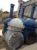 Задвижки стальные литые клиновые фланцевые жаростойкие 30лс964нж под електропривод PN 2,5 МПа Ру 25