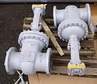 Задвижки стальные литые клиновые фланцевые под електропривод 30с915нж PN 4,0 МПа Ру 40