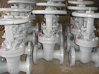 Задвижки стальные литые клиновые фланцевые под редуктор 30с576нж PN 4,0 МПа Ру 40