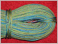 Шнур полипропиленовый вязаный с сердечником,диаметр 3.5мм, 150м