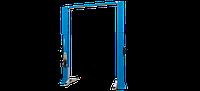Подъемник 2-х стоечный грузоподъёмность 4000кг RAVAGLIOLI